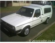 1982 VOLKSWAGEN CADDY