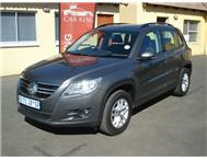 Volkswagen (VW) - Tiguan I 1.4 TSi Trend and Fun 4X2