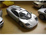 Model Cars Collectors editions 1/18 scale
