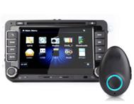 Volkswagen Car DVD Navigation Bluetooth Ipod Radio
