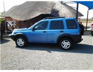 Land Rover - Freelander KV6 5 Door Auto