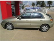 Daewoo Lanos 1.6i SX Hatch (bargain price) 076 232 5150
