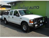 Ford - F 250 4.2 TDi 4x4 Double Cab