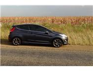 Ford Fiesta 1.6 3 Door - Titanium