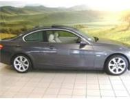 BMW 325i Coupe automatic used for sale - 2007 Cape Town
