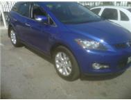 MAZDA 2009 CX7 2.3 DIZZY TURBO FOR SALE