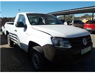 Volkswagen (VW) - Amarok 2.0 TDi (90 kW) Single Cab 4Motion