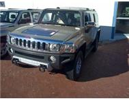 2008 HUMMER H3 LUXURY AUTO FOR R210 000.00