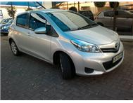 Toyota - Yaris 1.3 XS 5 Door CVT