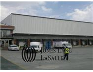 Industrial property to rent in Modderfontein
