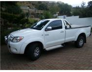 Toyota Hilux single cab LWB D4D highrise turbo charged