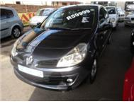 RENAULT CLIO 3 1.6I 16V 5 SPEED 3 DOOR