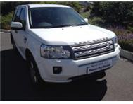 Land Rover Freelander II 2.2 SD4 S Auto