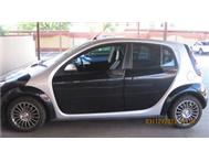 Smart Car ForFour 1.5 Passion