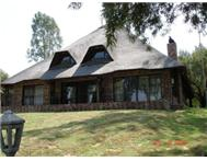 House on vaal river near Christiana...