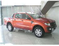 2013 FORD RANGER 3.2 WILDTRACK 4X4