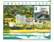Uhmlanga Sands Holiday Durban