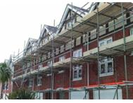 Scaffolding for hire for small and medium jobs