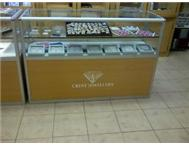 jewellery shop display units