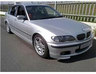 2004 BMW 3 SERIES 325i M-Sport Steptronic