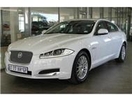 2012 JAGUAR XF 2.2 D LUXURY