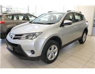 Toyota - Rav4 (New - Facelift) 2.0 GX