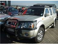 2008 Nissan Hardbody 3.0L TDI double-cab manual for sale...