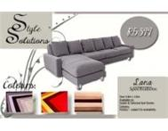L-Shape for R5399! Custom sofas at FACTORY PRICES! Cape Town Milnerton