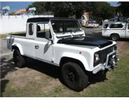 1999 Land Rover Defender 110 2.8i
