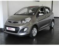2011 KIA PICANTO 1.2 Ex A/T - FROZEN JUNE PRICES