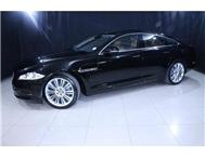 2010 JAGUAR XJ 5.0 V8 S/C Supersport