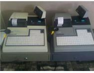 cash registers scanners slip printers fore sale and hire