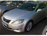 2007 Lexus Is IS 250 SE A/T