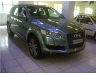Audi Q7 3L TDI Full House
