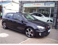 VW GOLF 6 GTi MAN