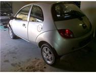 2006 FORD KA 1.3i BREAKING UP FOR SPARES LOW MILEAGE