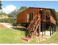 Vaal River Log Cabin