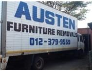 Austen Furniture Removals Pretoria