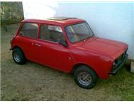 Mini for spares Sasolburg