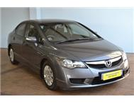 2011 HONDA CIVIC 1.8 SEDAN Durban