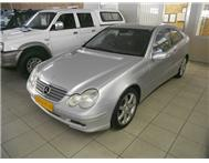 Mercedes Benz - C 230K Coupe Auto