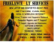 Freelance I.T Support Services