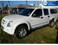 KB 72 D-Teq Double cab 4x4 / 2010 Fsh show room condition !!!!!!