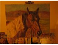 Paintings Painting in Art Northern Cape Kenhardt - South Africa