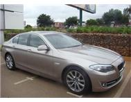 2011 BMW 535d (F10) M Sport Steptronic A/T in Cars for Sale Gauteng Pretoria - South Africa