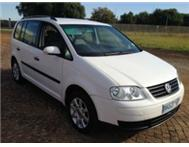 2005 VW TOUREN 2.0 TDI 7 SEATER A/C P/S E/W MAGS GOOD FAMILY VEH