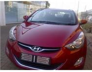 2013 Hyundai Elantra Yes
