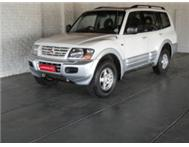 Mithubishi Pajero GLS (FINANCE AVAILABLE) Very good condition