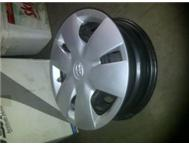 Toyota Yaris Steel Wheels and Trims