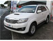TOYOTA FORTUNER 3.0 D-4D RAISED BODY A/T